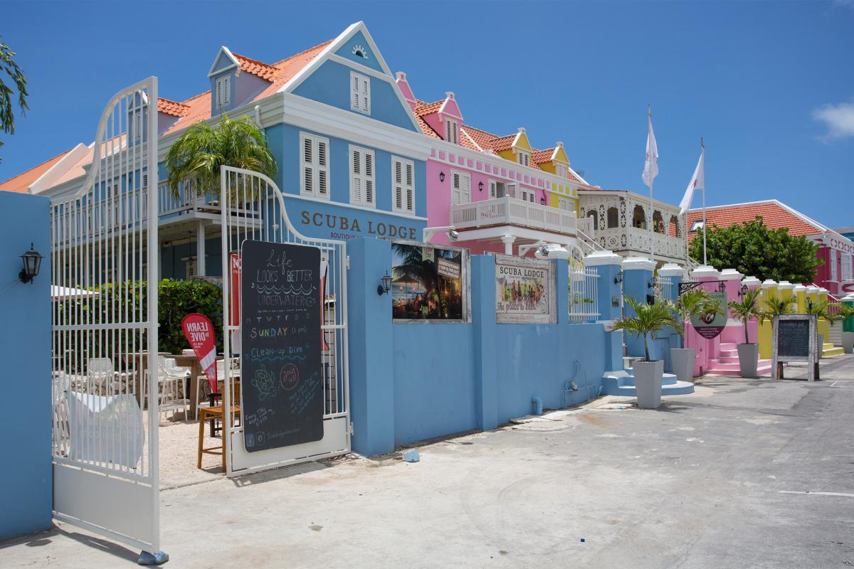 Scubalodge Boutique Hotel Curacao