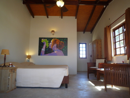 Alle kamers hebben kunst van Henk Roozendaal