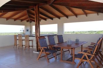Landhuis Wanapa is zuinig op Bonaire