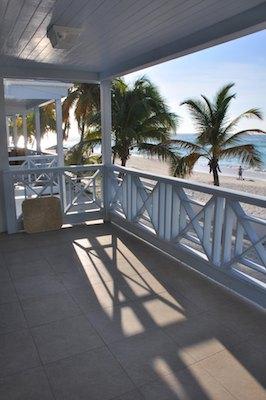 Shoal Bay Villas Anguilla oceanfront