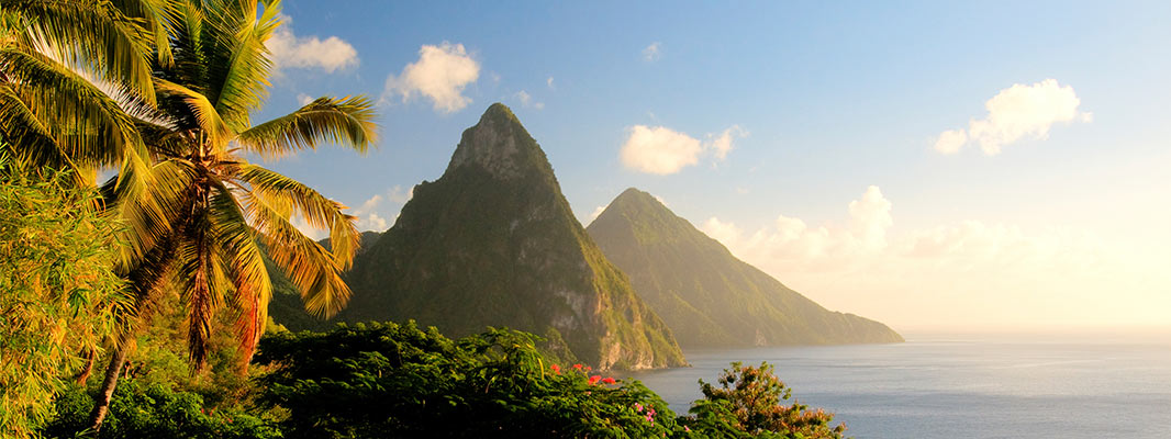 St. Lucia Reis