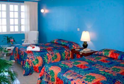 Anchorage Hotel hotelkamer