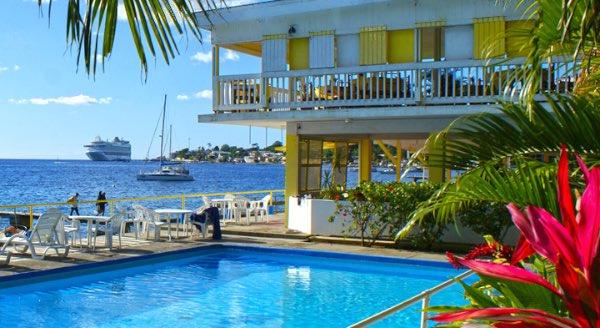Anchorage Hotel Dominica