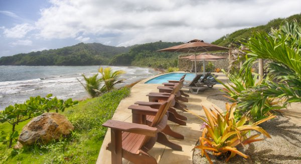 Pagua Bay House Dominica