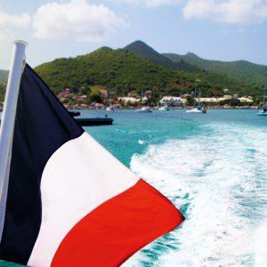 Gek op het Franse leven? Voeg een dosis Caribische ritmes