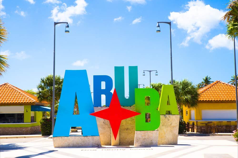 Aruba complete reis