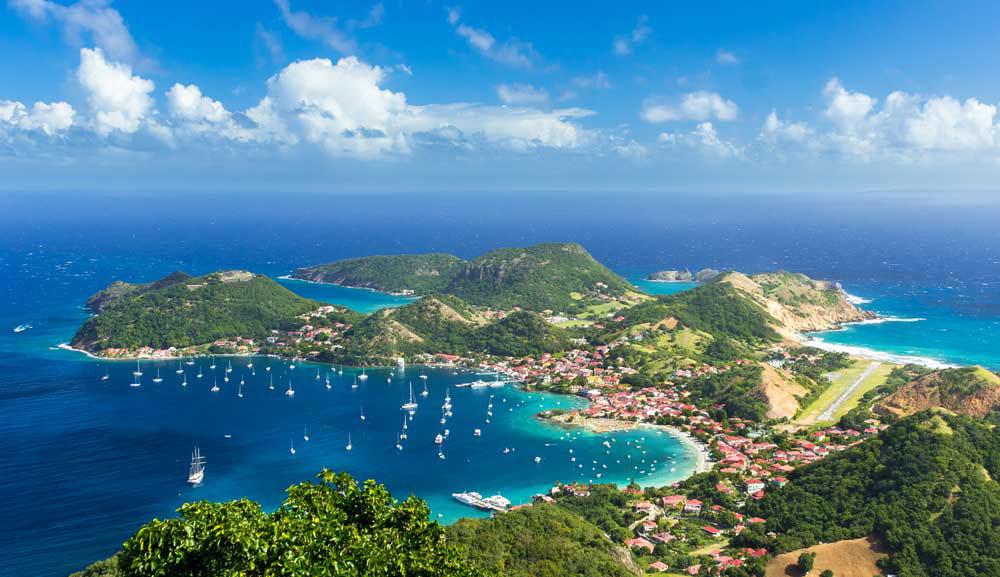 Zeiltocht in de Caribbean: Guadeloupe & Dominica