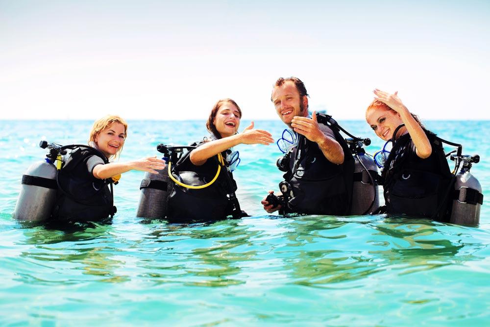Met de duikclub naar Bonaire