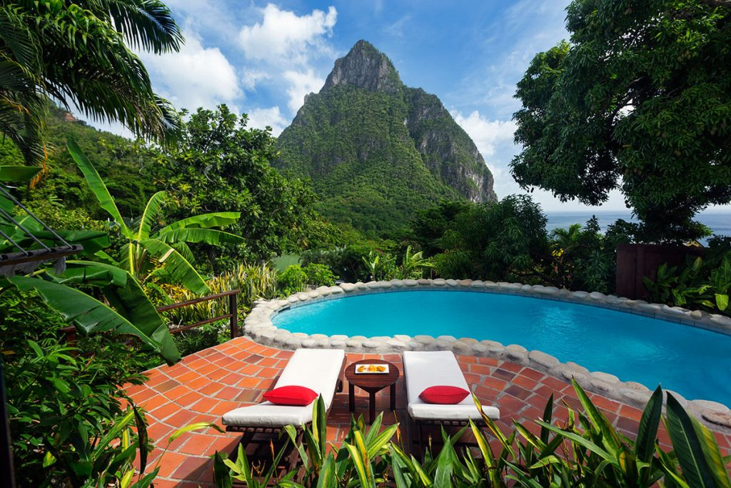 Stonefield Estate St. Lucia