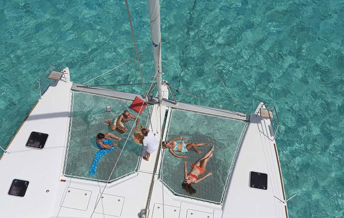 Dream Yacht Charter zeiltocht