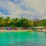 Mayreau Grenadines zeiltocht