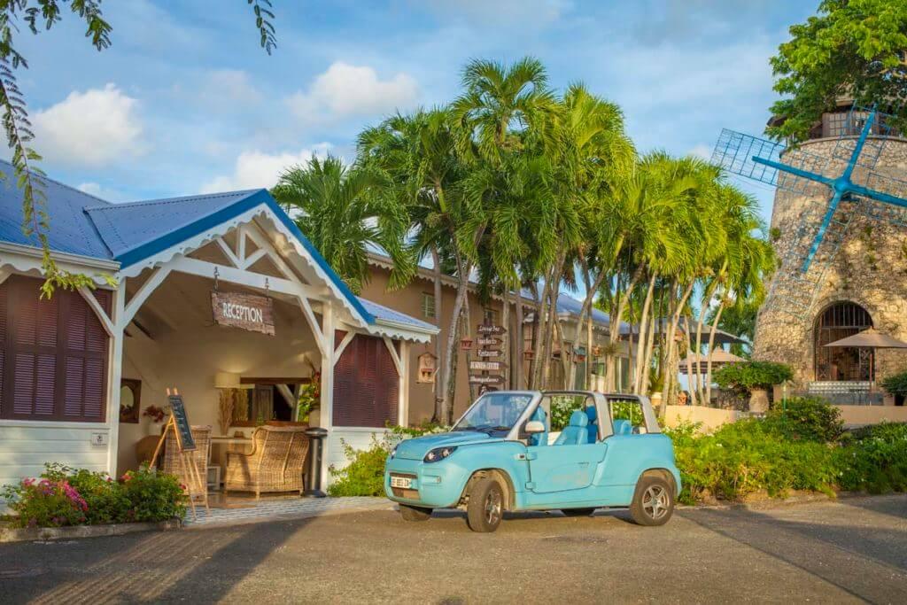 Relais du Moulin Guadeloupe