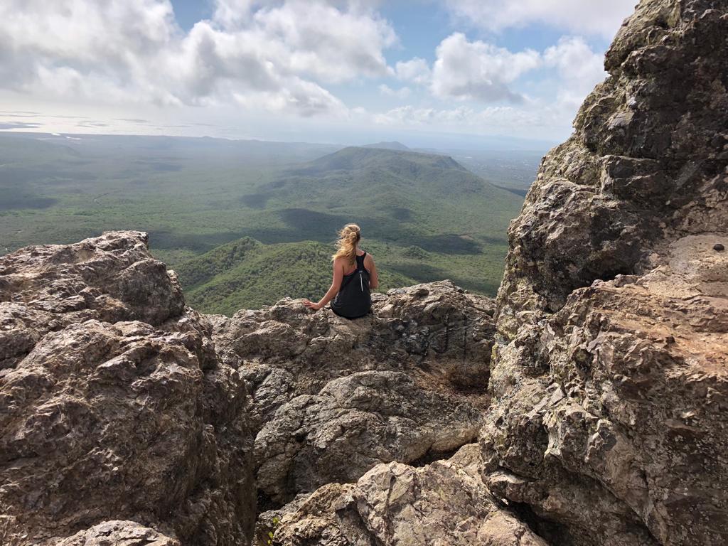 Christoffelberg-Curacao-beklimmen